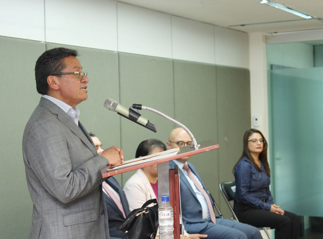 SER HOMBRE NO SIGNIFICA TENER Y EJERCER EL PODER: MAGISTRADO ARMANDO ÁVALOS ARELLANO