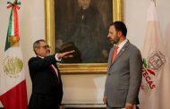 NOMBRA GOBERNADOR TELLO A COMISIONADO LOCAL DE BÚSQUEDA DE PERSONAS