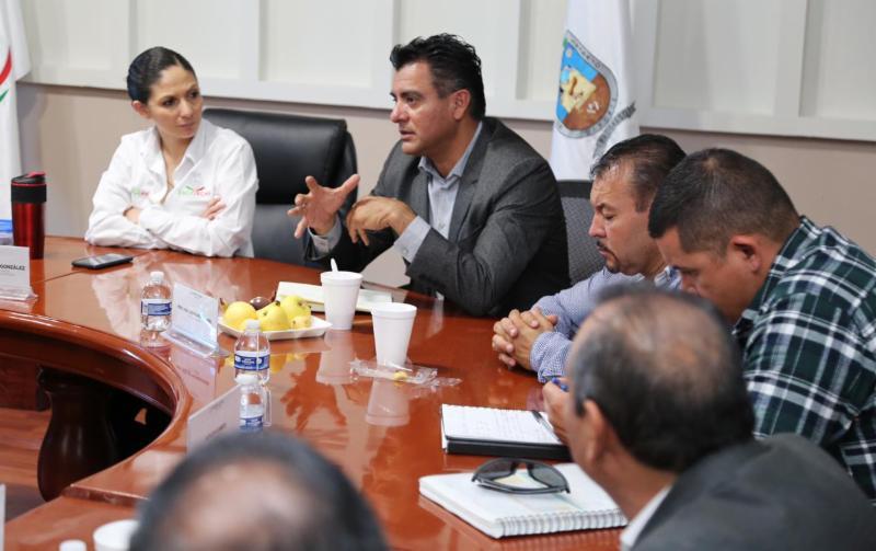 CUMPLE GOBIERNO DE ZACATECAS AL ASIGNAR COMO EJECUTOR DE OBRAS FISE A LOS AYUNTAMIENTOS