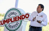 ALEJANDRO TELLO ESTÁ CUMPLIENDO LOS COMPROMISOS DEL CONTRATO CON EL CAMPO: SECRETARIO ADOLFO BONILLA