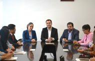 ASUME FUNCIONES ROBERTO LUÉVANO COMO SECRETARIO DE DESARROLLO SOCIAL DEL GOBIERNO DE ZACATECAS