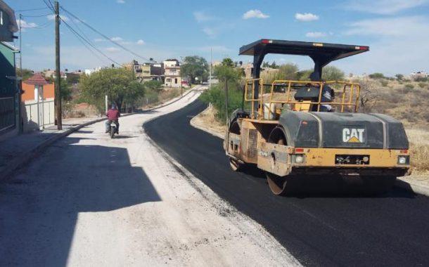 CUMPLE GOBIERNO DE ZACATECAS CON RECONSTRUCCIÓN Y MANTENIMIENTO DE CARRETERAS ESTATALES
