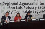 PARTICIPA ESTADO DE ZACATECAS EN QUINTO FORO REGIONAL PARA LA INTEGRACIÓN DE LA LEY GENERAL DE SEGURIDAD VIAL