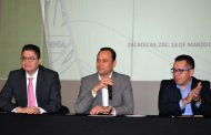 PREPARA GOBIERNO DE ZACATECAS A FUNCIONARIOS MUNICIPALES PARA HACER MÁS EFICIENTE EL SERVICIO PÚBLICO