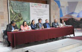 """Presentan libro """"Lauro: en busca de un destino. Una novela biográfica"""""""