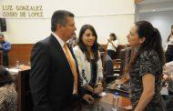 Será la Presidenta de la Comisión de Justicia, la representante de la Legislatura ante el Consejo de la Fiscalía General