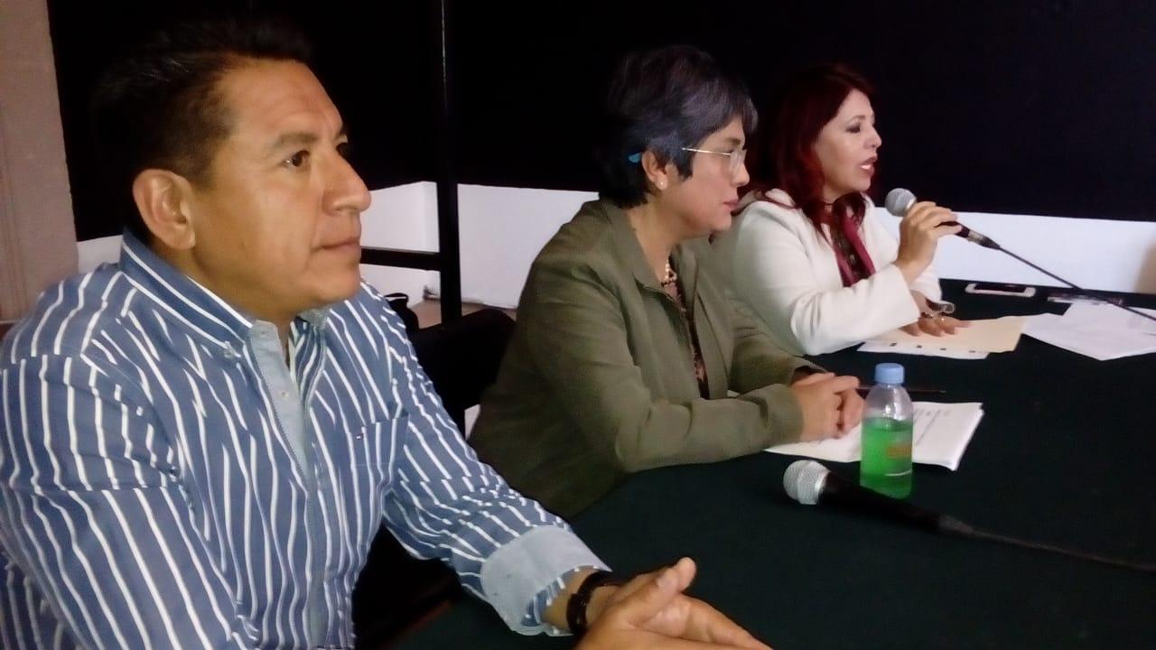 NECESARIA UNA NUEVA CULTURA POLÍTICA ANTRE LOS FENÓMENOS SOCIALES: ALMA RITA DIAZ