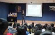 """""""LOS PROCEDIMIENTOS SON MÁS ÁGILES Y PROACTIVOS EN LA SISTEMA DE ORALIDAD MERCANTIL"""": JUEZ OCTAVIO MALDONADO"""