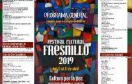 """SE PRESENTARÁN MÁS DE 60 ACTIVIDADES DE 7 ESTADOS EN EL """"FESTIVAL CULTURAL FRESNILLO 2019"""""""