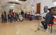 REALIZAN CONCIERTO DE GUITARRA CLÁSICA EN EL EX TEMPLO DE LA CONCEPCIÓN