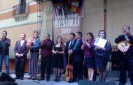 DELEITA ROSY ZAVALA A FRESNILLENSES Y TURISTAS CON SUS INTREPRETACIONES MUSICALES