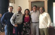 EL RECONOCIDO FRESNILLENSE, PEDRO VALTIERRA, PRESENTA EJEMPLAR DE LA REVISTA CUARTOSCURO