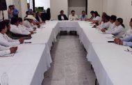 Miguel Torres busca generar más y mejores apoyos para los municipios del Estado.