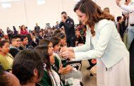 APOYA GOBIERNO ESTATAL A MÁS DE 2 MIL 300 JÓVENES DE FRESNILLO CON LENTES GRATUITOS