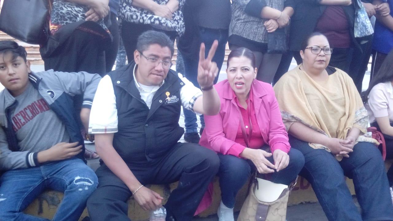INAUGURA SAÚL MONREAL EL FESTIVAL CULTURAL FRESNILLO 2019