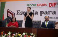 INICIA GOBIERNO ESTATAL TALLER ESCUELA PARA FUTUROS PADRES ADOPTIVOS