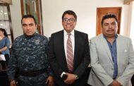 CONFIRMAN A TITULARES DE SEGURIDAD Y DESARROLLO URBANO Y OBRAS PUBLICAS