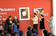 DEVELAN ALEJANDRO TELLO Y MANUEL FELGUÉREZ OBRA DONADA AL SEMINARIO POR EL ARTISTA ZACATECANO