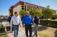 CONSTRUYE GOBIERNO DEL ESTADO OBRAS DE INFRAESTRUCTURA SOCIAL Y EDUCATIVA EN JEREZ Y TEPETONGO