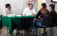 RECIBEN ATENCIÓN MÁS DE 70 PERSONAS DURANTE PRIMERA AUDIENCIA CIUDADANA DE OBRAS PÚBLICAS