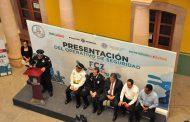 PRESENTA GOBIERNO DEL ESTADO PROGRAMA ESPECIAL DE SEGURIDAD PARA FESTIVAL CULTURAL ZACATECAS 2019