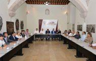 CIERRAN FILAS PARA EL RESCATE Y REMODELACIÓN DEL CENTRO HISTORICO DE FRESNILLO