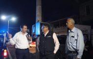 INAUGURA SAÚL MONREAL PROYECTO DE ILUMINACIÓN EN ENTRONQUE JEREZ-VALPARAÍSO