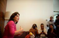 """Proceso interno del PRI debe estar libre de cualquier intento de """"línea"""": Ivonne Ortega"""