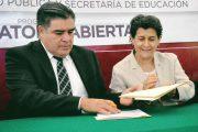 FIRMAN CONVENIO SECRETARÍAS DE SEGURIDAD PÚBLICA Y DE EDUCACIÓN PARA QUE POLICÍAS CONCLUYAN LA PREPARATORIA