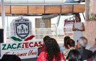PRESENTA SEDIF AVANCES DEL CONTRATO CON LAS FAMILIAS ZACATECANAS Y SUS VALORES