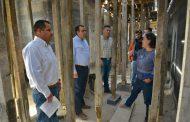 AVANZA CONSTRUCCIÓN DE OBRAS DE SALUD Y SEGURIDAD EN ZACATECAS