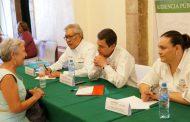 BRINDA DIRECTIVA DEL ISSSTEZAC AUDIENCIA PÚBLICA PARA PENSIONADOS Y JUBILADOS