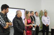 REALIZAN TALLER DE BITÁCORA DE OBRA PÚBLICA PARA TRABAJADORES ESTATALES Y MUNICIPALES