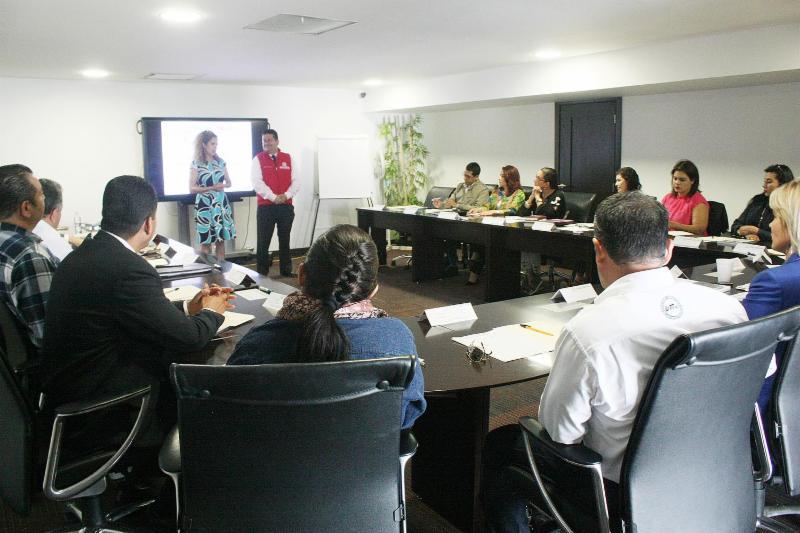 UNIDADES DE TRANSPARENCIA DEL PODER EJECUTIVO BUSCAN CERTIFICACIÓN EN COMPETENCIA LABORAL