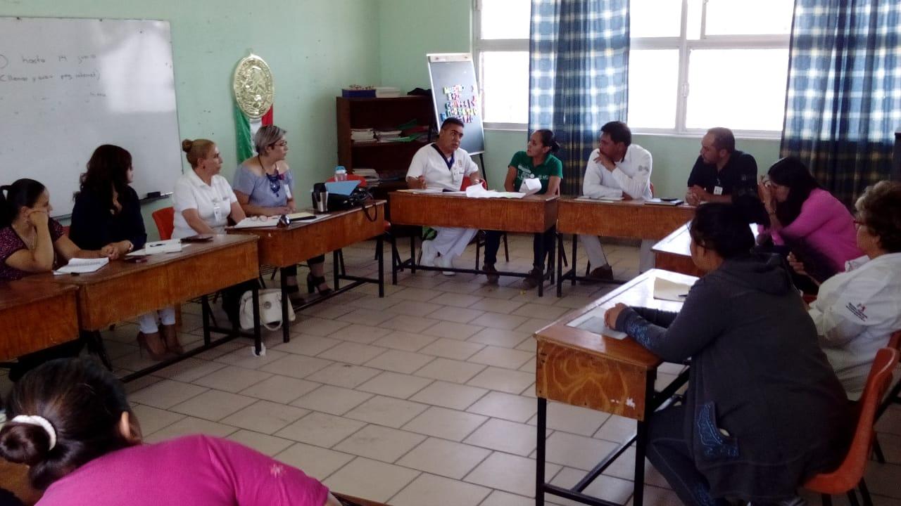 PROGRAMAN ACTIVIDADES DE PREVENCIÓN EN RIESGOS DE SALUD, EL INMUFRE Y LA JURISDICCÓN SANITARIA 3