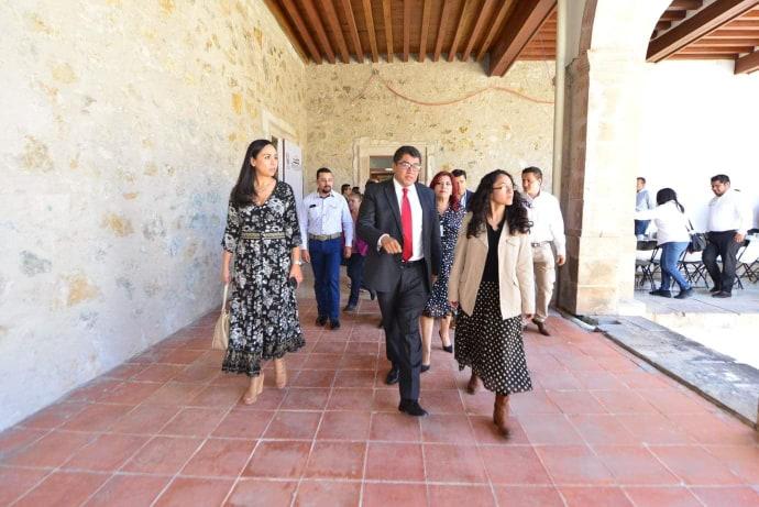 FRESNILLO MARCA UN REFERENTE HISTÓRICO CON LA REUNIÓN DEL PROGRAMA CULTURA COMUNITARIA