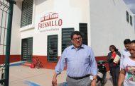 VISITA SORPRESA DEL PRESIDENTE SAÚL MONREAL A LOS CENTROS DE DESARROLLO COMUNITARIO DE FRESNILL