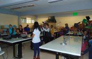 Imparten conferencia sobre Ciberacoso en Secundarias de Fresnillo.