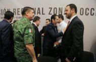 LLEGARÁN A ZACATECAS MIL 800 ELEMENTOS DE LA GUARDIA NACIONAL QUE OPERARÁ EN CUATRO REGIONES DEL ESTADO