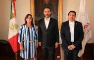 REALIZA GOBERNADOR CAMBIOS EN SU ADMINISTRACIÓN
