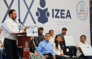 CELEBRAN ANIVERSARIO DEL IZEA CON LA ENTREGA DE 900 CERTIFICADOS A ADULTOS QUE CONCLUYERON SUS ESTUDIOS