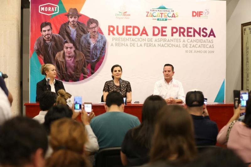 MORAT GRATIS EN EL MULTIFORO; AMENIZARÁ PRESENTACIÓN DE ASPIRANTES A REINA DE LA FENAZA 2019