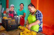 INAUGURAN COMEDOR COMUNITARIO EN RIO FLORIDO