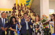 INAUGURA SAÚL MONREAL INSTALACIONES DE COPPEL PORTAL FRESNILLO