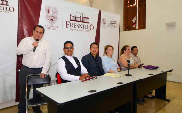 REALIZAN EN FRESNILLO FORO DE CONSULTA PARA LA ATENCIÓN DE PERSONAS CON DISCAPACIDAD VISUAL