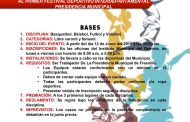 Primer festival deportivo interdepartamental presidencia municipal