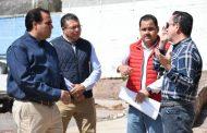 Supervisan autoridades remodelación de instalaciones de la Feria Nacional de Zacatecas