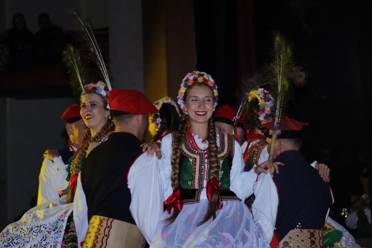 ARRANCA FESTIVAL ZACATECAS DEL FOLCLOR INTERNACIONAL