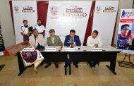 ANUNCIA SAÚL MONREAL ÁVILA EL GRAN TRIATLON DE LA PLATA