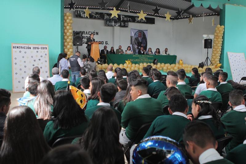 DE VACACIONES MÁS DE 375 MIL ALUMNOS Y 17 MIL DOCENTES DE EDUCACIÓN BÁSICA Y ESPECIAL